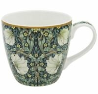 WILLIAM MORRIS PIMPERNEL BREAKFAST CHINA TEA COFFEE MUG CUP NEW IN GIFT BOX