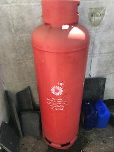 47kg EMPTY PROPANE GAS CYLINDER / BOTTLE