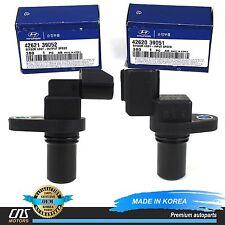 GENUINE Trans Speed Sensor Input Output Auto 2pcs for Hyundai Kia OEM 4262139052