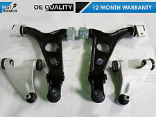 FOR ALFA 147 156 GT FRONT UPPER LOWER SUSPENSION WISHBONE CONTROL ARM ARMS KIT