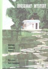 Houseboat Mystery (The Boxcar Children Mysteries #12)-ExLibrary
