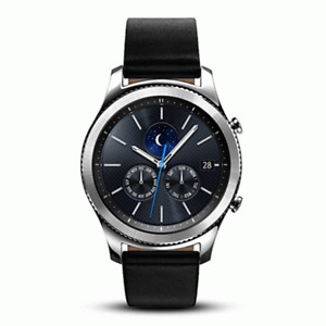Samsung Gear S3 Classic Smart Watch - Large - SM-R770 Great Condition Full Set