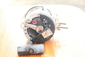 VINTAGE ABU AMBASSADEUR 20 BIG GAME FISHING REEL - FOR PARTS OR REPAIR