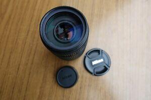 Nikon ED AF Nikkor 70-300mm f/4-5.6 D AIS Lens - Nikon AF Mount
