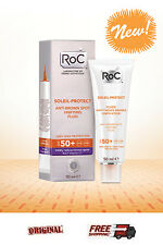 ROC SOLEIL PROTECT SPF 50+ ANTI BROWN SPOT FLUID CREAM 50ML