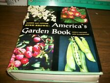 America's 750 Page Garden Book 1967 Bush-Brown (Hardcover)