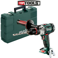 Metabo SB18LTX 18v Impuls Cordless Combi Hammer Drill With Carry case