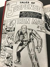 Essential Marvel Comic Vol 1 Iron Man Tales Of Suspense #39-72 Stan Lee & Friend