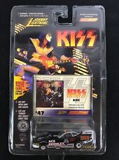 1997 Johnny Lightning Racing Dreams Kiss #47 Ace Frehley  Limited Edition alive