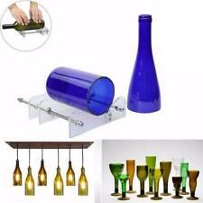 DIY Glass Bottle Cutter Beer Wine Jar Cutting Machine Craft Recycle Tool Kit
