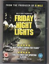 (HV745) Friday Night Lights - 2005 DVD