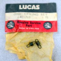 1963-64 Triumph T20 T20SH Cub points auto-advance spring set 425768
