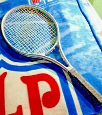 WILSON PROFILE 3.6 SI 110 Tennis Racquet Segfried Kuebler of West Germany