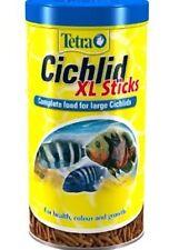 Tetra Cichlid Sticks 160g Fish Food for Large Fish Cichlids Previously Doromin