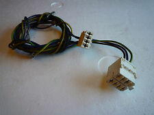 INDESIT WASHING MACHINE MODEL WIB111 CABLE FILTER TO PCB