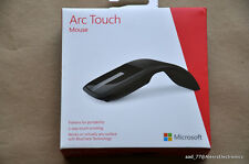 NEW MICROSOFT ARC TOUCH MOUSE BLUETRACK 2-WAY TOUCH SCROLLING FAST FREE SHIPPING