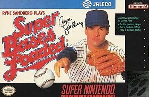Super Bases Loaded (Super Nintendo Entertainment System, 1991)