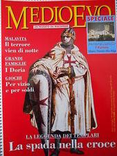 Medioevo n°6 1997 - La Leggenda dei Templari La Spada nella Croce  [C47A]