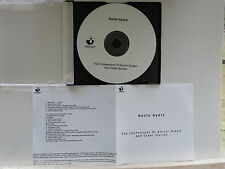 KEVIN AYERS - The Confessions of Dr. Dream and Other..  CD UK PROMO Testpressing