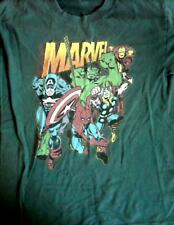 Marvel Superheroes T-shirt youth-large Hulk Thor Spidey