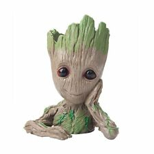 Flowerpot Treeman Baby Groot Succulent Planter Cute Green Plants Flower Pot
