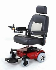 Merits P320 Lightweight Power Chair, 300 Weight Capacity, Easy Transport