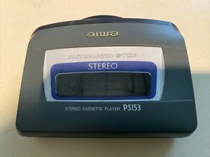 Walkman Aiwa HS-PS153 Stereo Kassetten Player