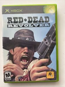 Red Dead Revolver - Xbox NO MANUAL