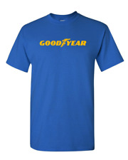 Goodyear Tire Company Automotive Auto Moto Super Car Black T-Shirt