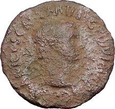 Germanicus Julius Caesar 37AD Struck under Claudius Ancient Roman Coin i49179