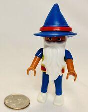 Playmobil Fairytale Magic Snow White Dwarf Blue Yellow Outfit 4211
