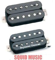 Seymour Duncan Custom SH-5 Bridge & 59 SH-1n Neck Black Humbucker Pickup Set