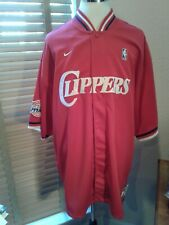 NIKE Los Angeles Clippers Warm Up Shooting Shirt Size 3XL    P10979