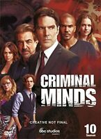Criminal Minds - Season 10 [DVD][Region 2]