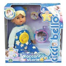 Giochi Preziosi Cicciobello Raccontastorie Bambola - Blu/Bianca
