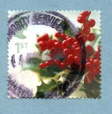 GB/UK stamp 2002 Christmas SG2322. Holly