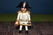 Französischer General Weiße Uniform Napoleon   Custom       Playmobil    # 1