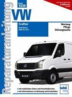 VW CRAFTER ab 2006 Reparaturanleitung Reparaturbuch Handbuch Jetzt helfe ich mir