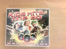 RARE COFFRET 3 CD / KIDS HITS TOP 50 / NEUF SOUS CELLO