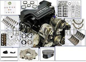 2009 - 2012  Dodge 5.7 HEMI  Engine Rebuild kit - Trucks /  SUVs