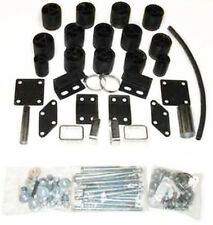 "DAYSTAR 3"" BODY LIFT KIT,BLOCKS,BUMPER STRAPS,BRACKETS,FITS 00-02 DODGE DURANGO"