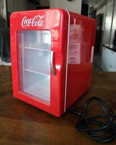 mini réfrigérateur/chauffant thermoélectrique Coca-Cola rouge secteur FR