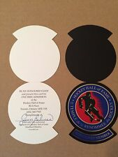 Jean Beliveau autographed Hockey Hall of Fame pass #1