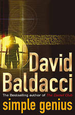 Simple Genius by David Baldacci (Paperback, 2007)