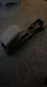 vw touran centre console armrest Caddy Upgrade