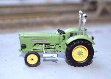 NPE Modellbau 1/87: NA99082 Traktor Schlüter S 650, grün, mit Überrollbügel