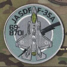 航空自衛隊向け初号機 JASDF 1st Delivery F-35A 69-8701 Lighting II Joint Strike Fighter SSI
