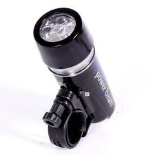100% 5 TRD Bicycle Front Safety Flashlight Torch Light Head Light Lamp TRC