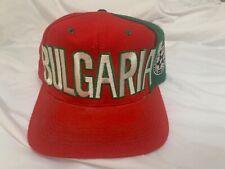 1994 Fifa World Cup baseball Hat/Cap Bulgaria