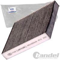 cuk25007; fk00092 Filtro de carbón activado espacio interior filtro de aire ford volvo V 40 entsp